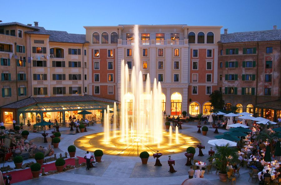 Europa park hotels business divisions europa park - Hotel colosseo europa park ...