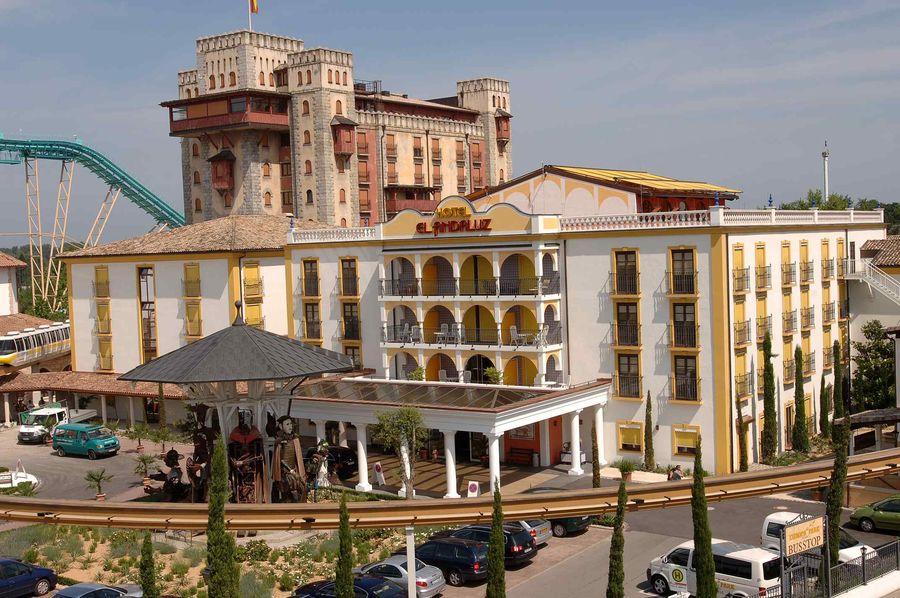 Spa Hotel In Rust
