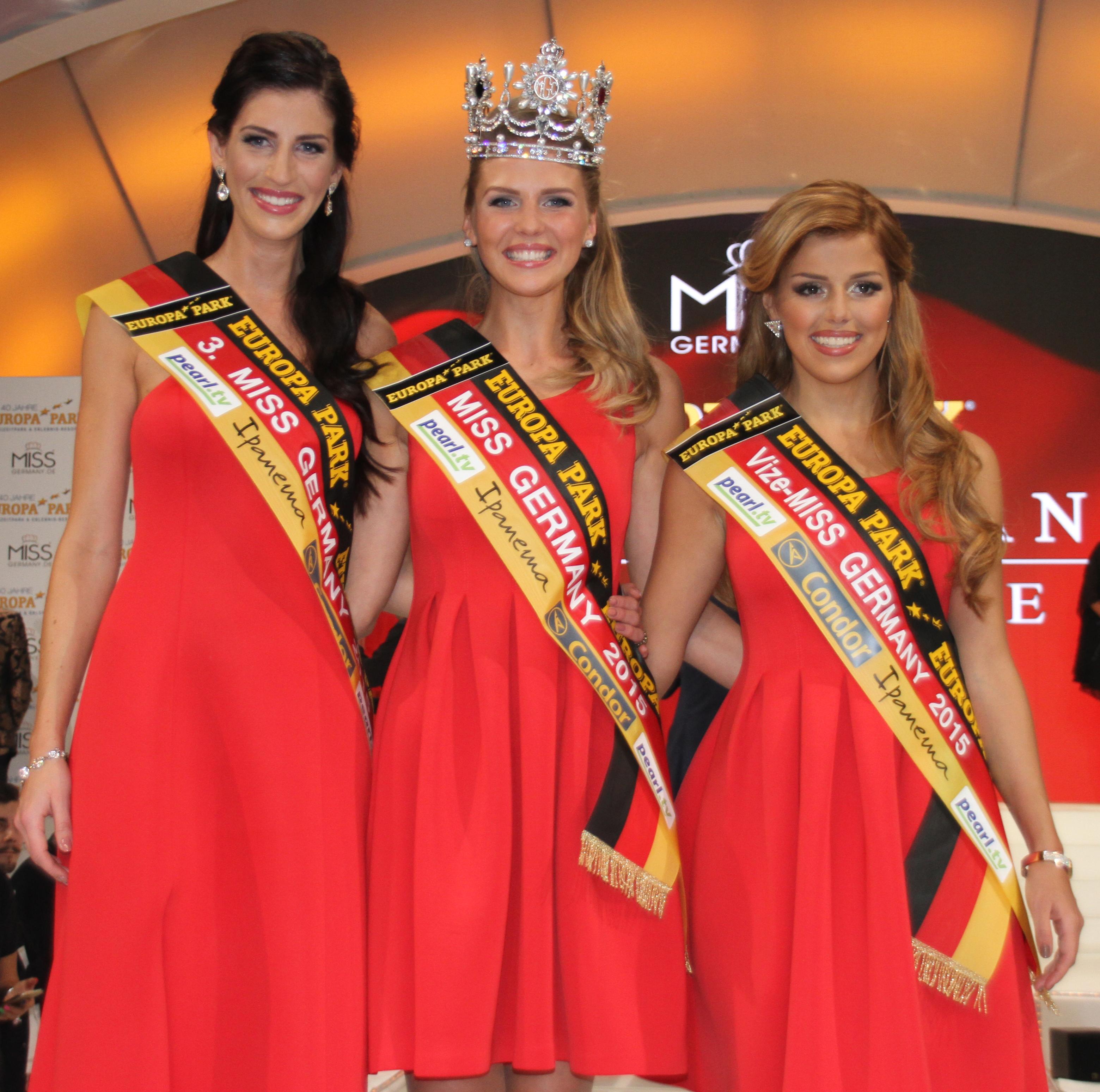 Die Wahl Der Miss Germany Zum 14 Mal Im Europa Park