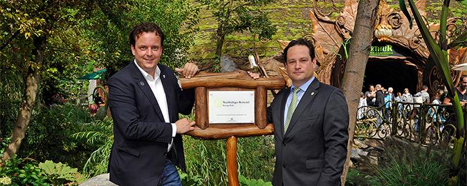 Nachhaltigkeit Unternehmen Europa Park Unternehmensportal